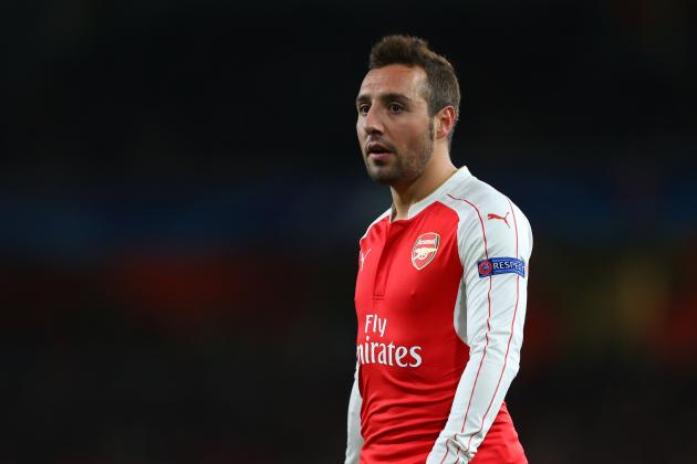 Little Spanish genius - Santi Cazorla