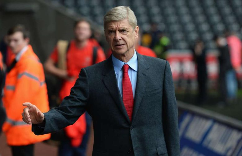 Wenger seems reluctant to splash the cash on a striker with a proven goal record