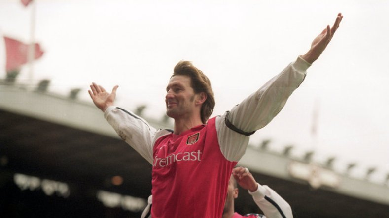 Arsenal have lacked a player with good leadership qualities since Tony Adams left