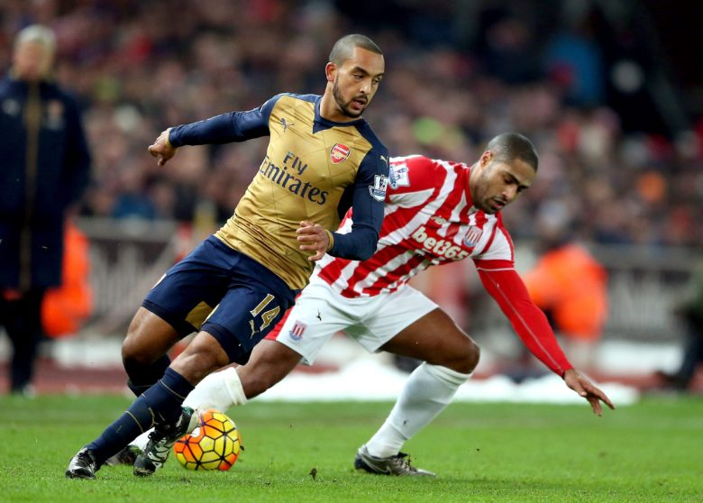 At times Walcott needs to show more willingness playing in an Arsenal shirt