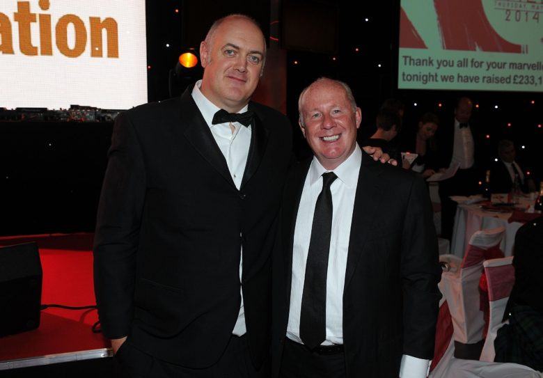 2 Irish Gooner Legends )Thanks to Stuart Macfarlane and Arsenal Fc