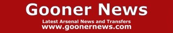 Gooner News. The latest Arsenal FC news, transfer news, match previews and reviews and blog stories.