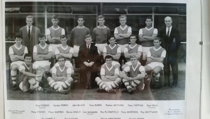 A very young Jon Sammels and a few other familiar faces
