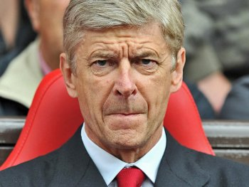 Wenger forlorn