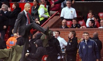 Wenger Silly Walk