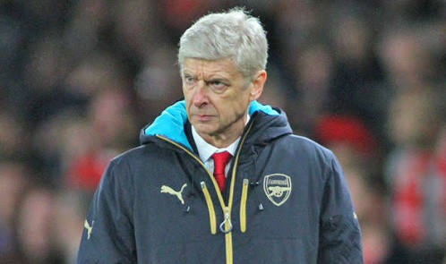 Take a good, honest look, Arsene. Then act.