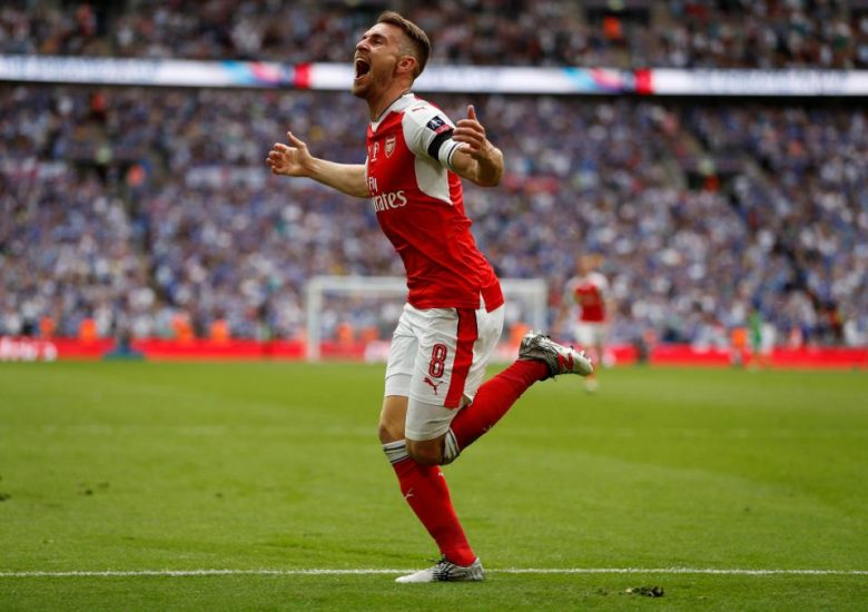 Ramsey wins the Cup for us (again)