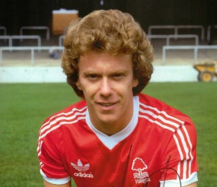 Tony Woodcock in his Forest days