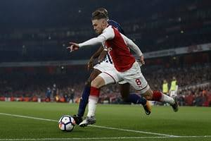 Ramsey beats Nyom