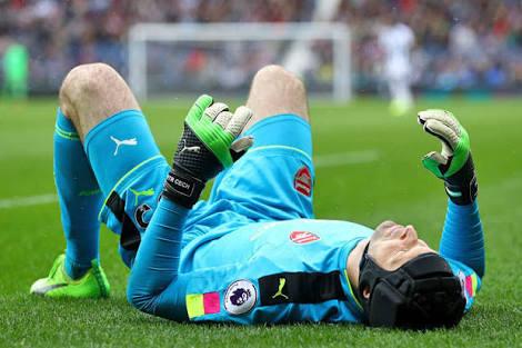 Cech back