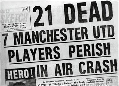 The Munich Air Disaster
