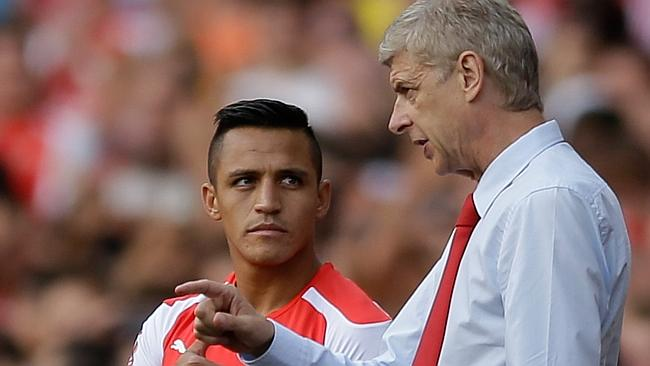 wenger alexis
