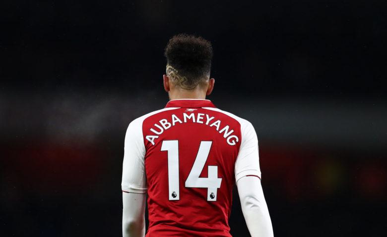 aubameyang debut