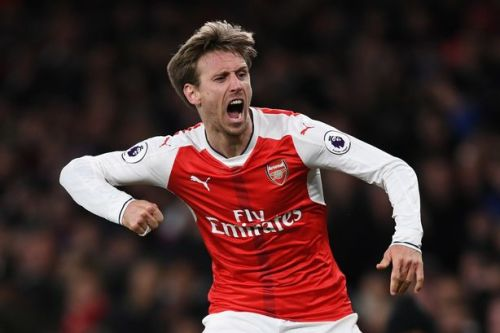 Monreal: lethal in front of goal. At both ends.