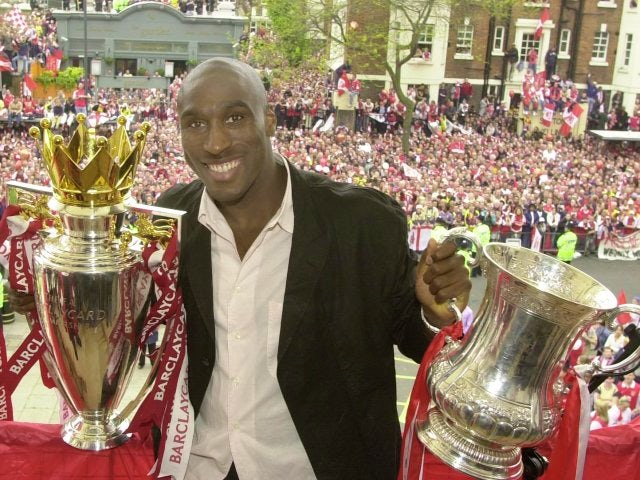 This is what Sol joined The Arsenal for!