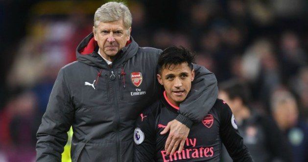 Image result for alexis sanchez wenger