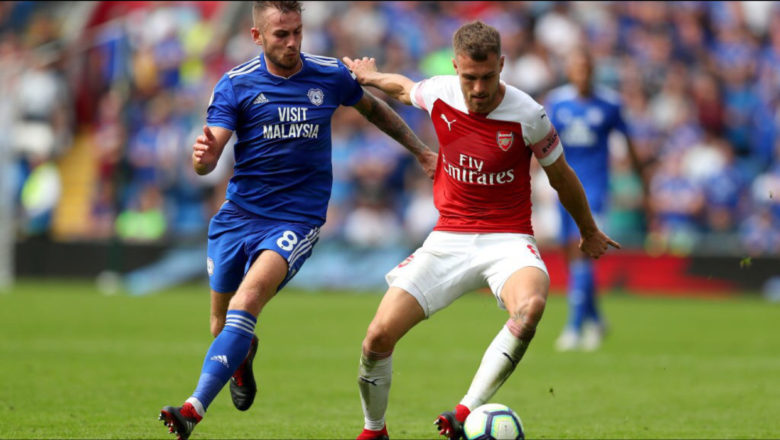 Ramsey is back to turning in circles