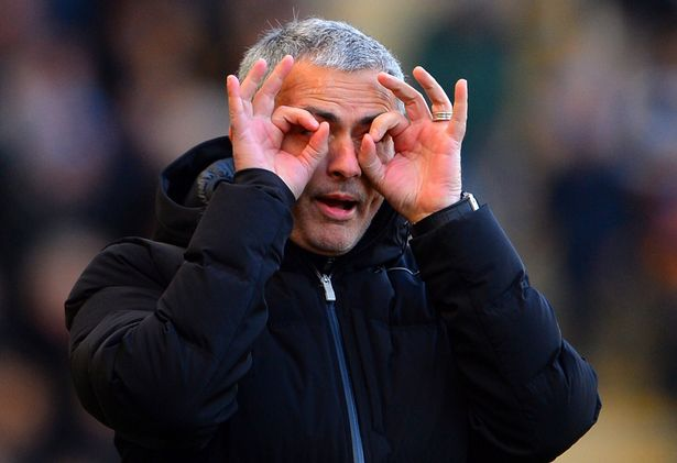 mourinho eyeballs