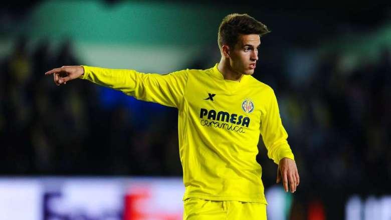 Suarez in his Villareal days