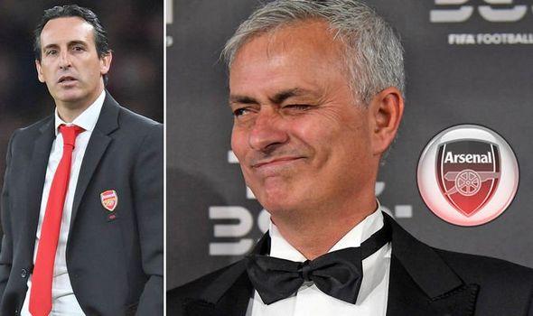 Arsenal-Jose-Mourinho-Unai-Emery-news-1197700