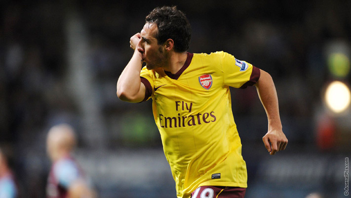 gun 1363688920 cazorla celebration