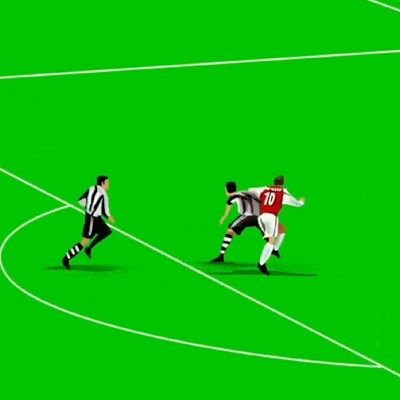 Bergkamp goal vs Newcastle