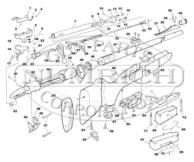 Tc Encore Parts Diagram