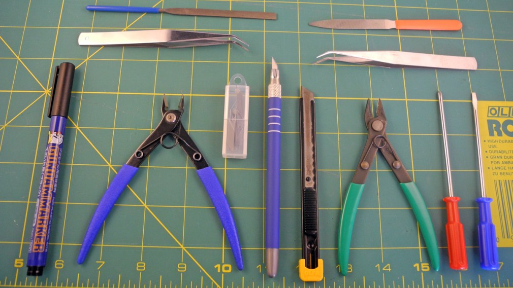 The Best Tools for Gunpla, Ranked - Gunpla 101