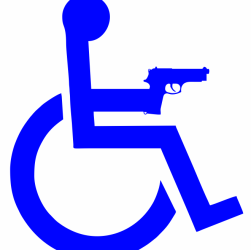 Self Defense with a Disability