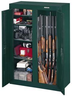 Stack-On GCDG-9216 16-Gun Cabinet