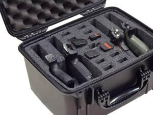 Case Club Waterproof Pistol Case