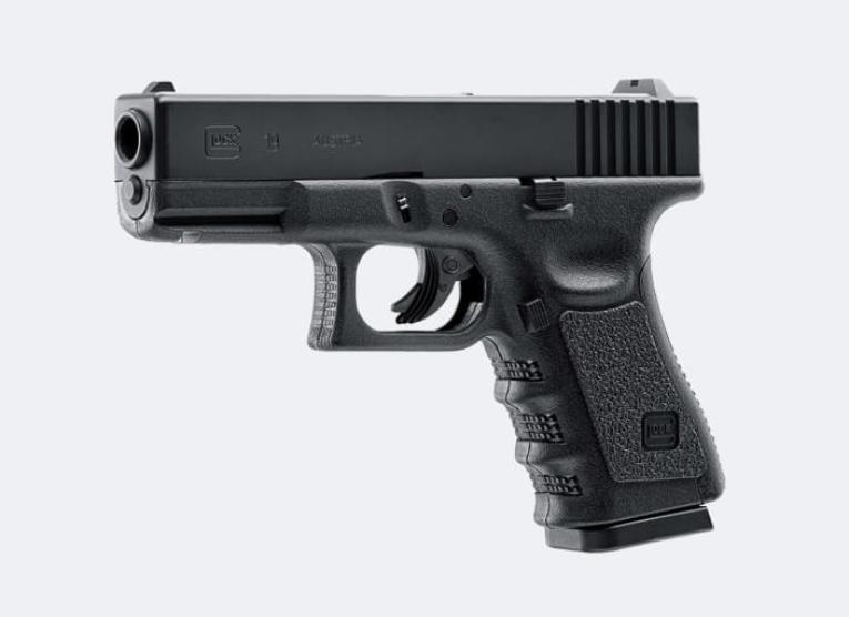 GLOCK 19 Gen3 .177 Caliber BB Air Pistol for hunting