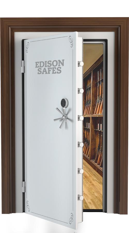Edison Safes 80 X 40 Vault Door 30 60 Minute Fire