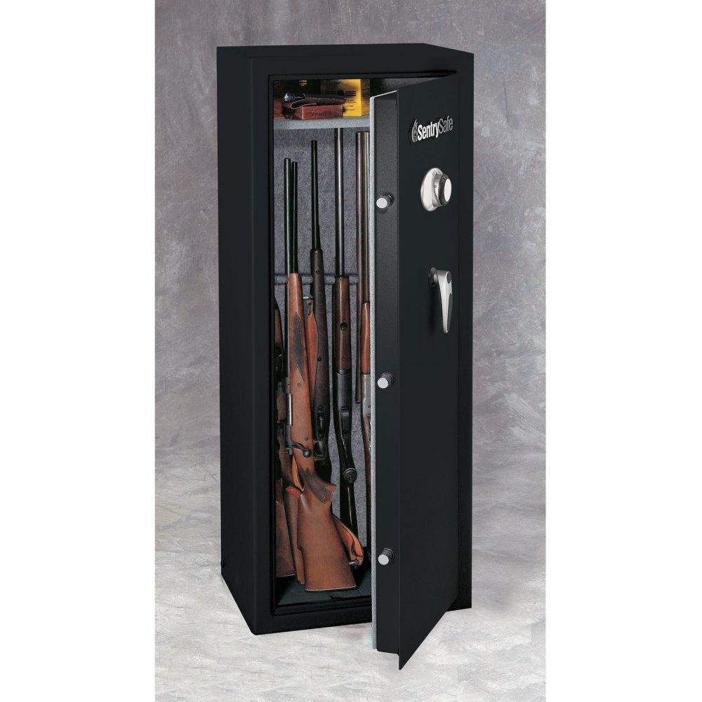 10 Gun Sentry Safe Combination