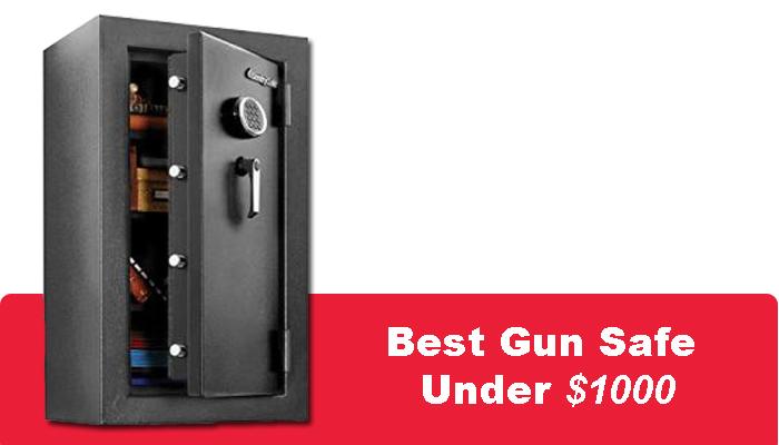 Best Gun Safe UNDER 1000: Our Top 5 Choices