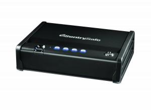 Sentry Safe Biometric Quick Access Pistol Safe