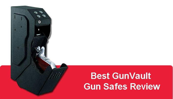 Best GunVault Gun Safes Review