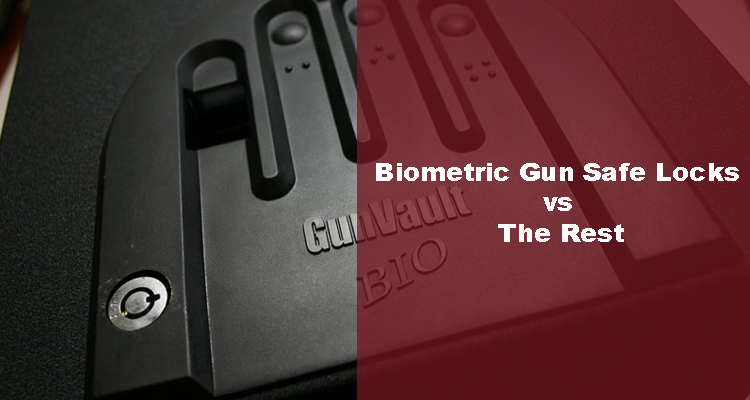 Biometric Gun Safe Locks vs. the Rest