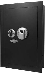 BARSKA AX12038 Biometric Wall Safe
