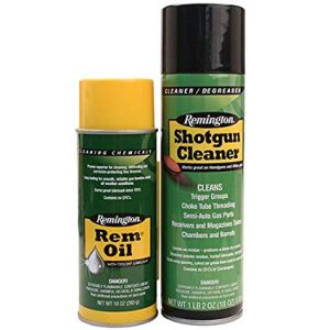 Remmington Oil & Action Cleaner