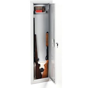 Stack-On IWC-55 Full-Length In Wall Cabinet