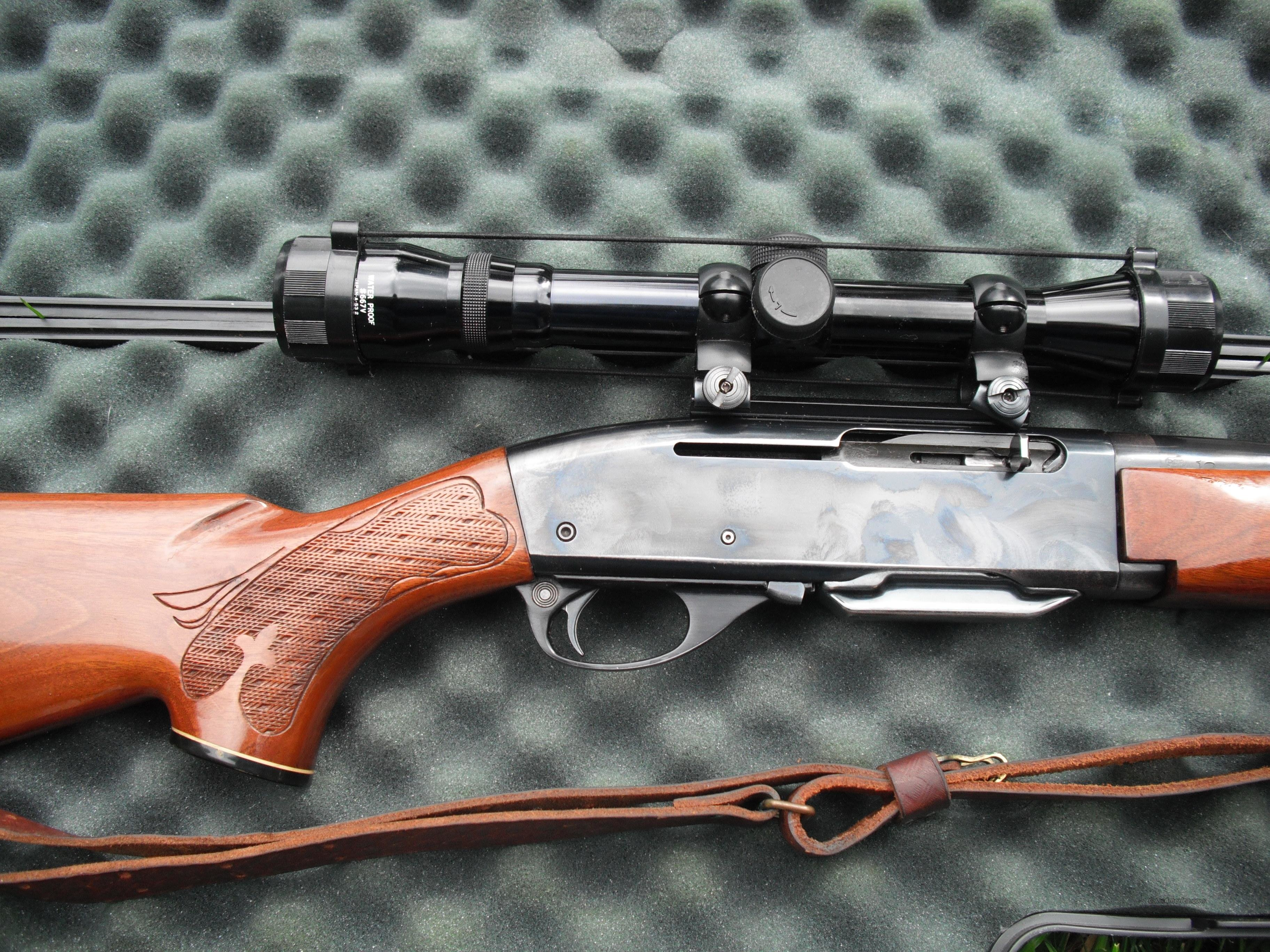 Remington 742 Woodsmaster Review