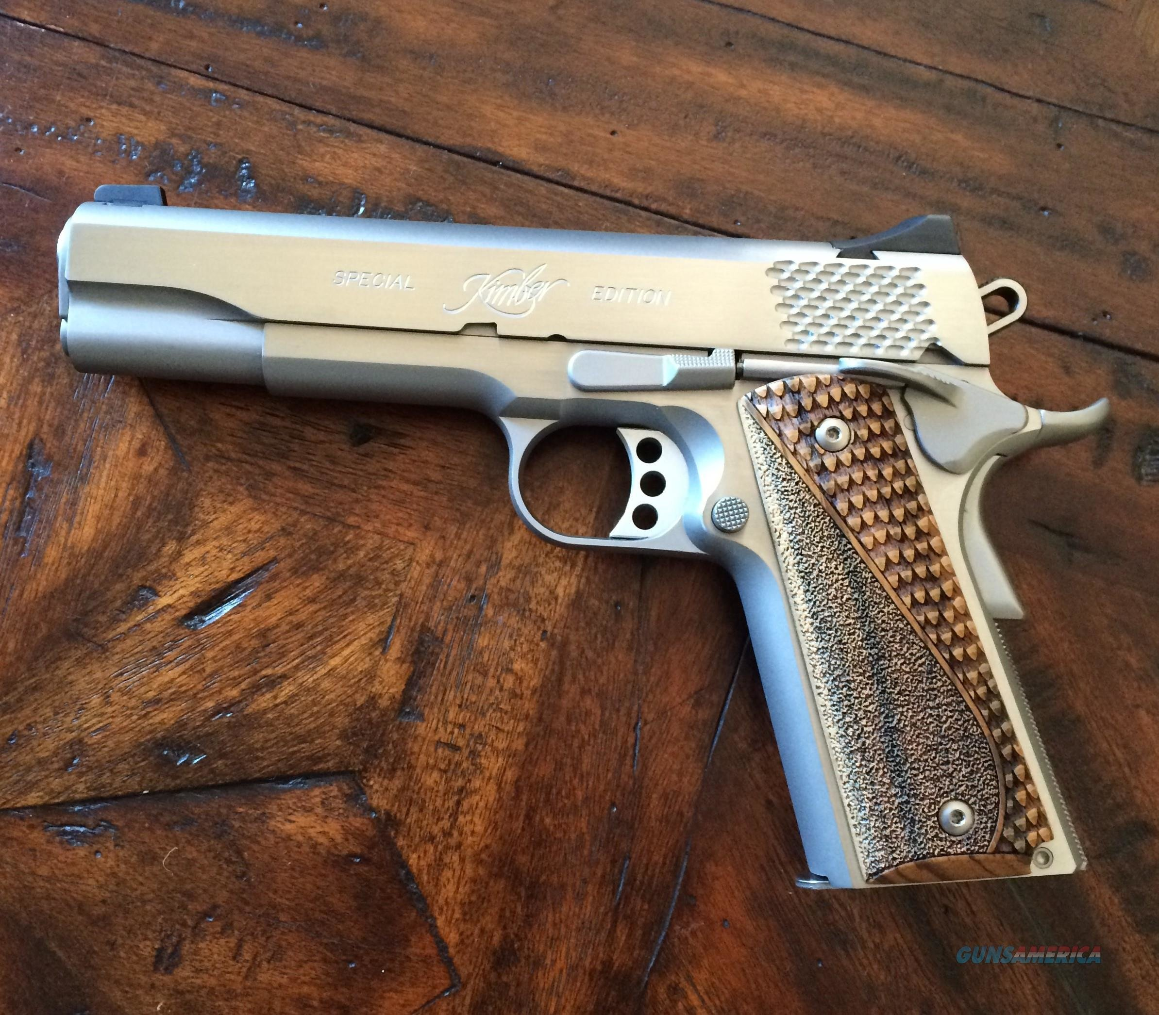 Island Special Grips Rock 38