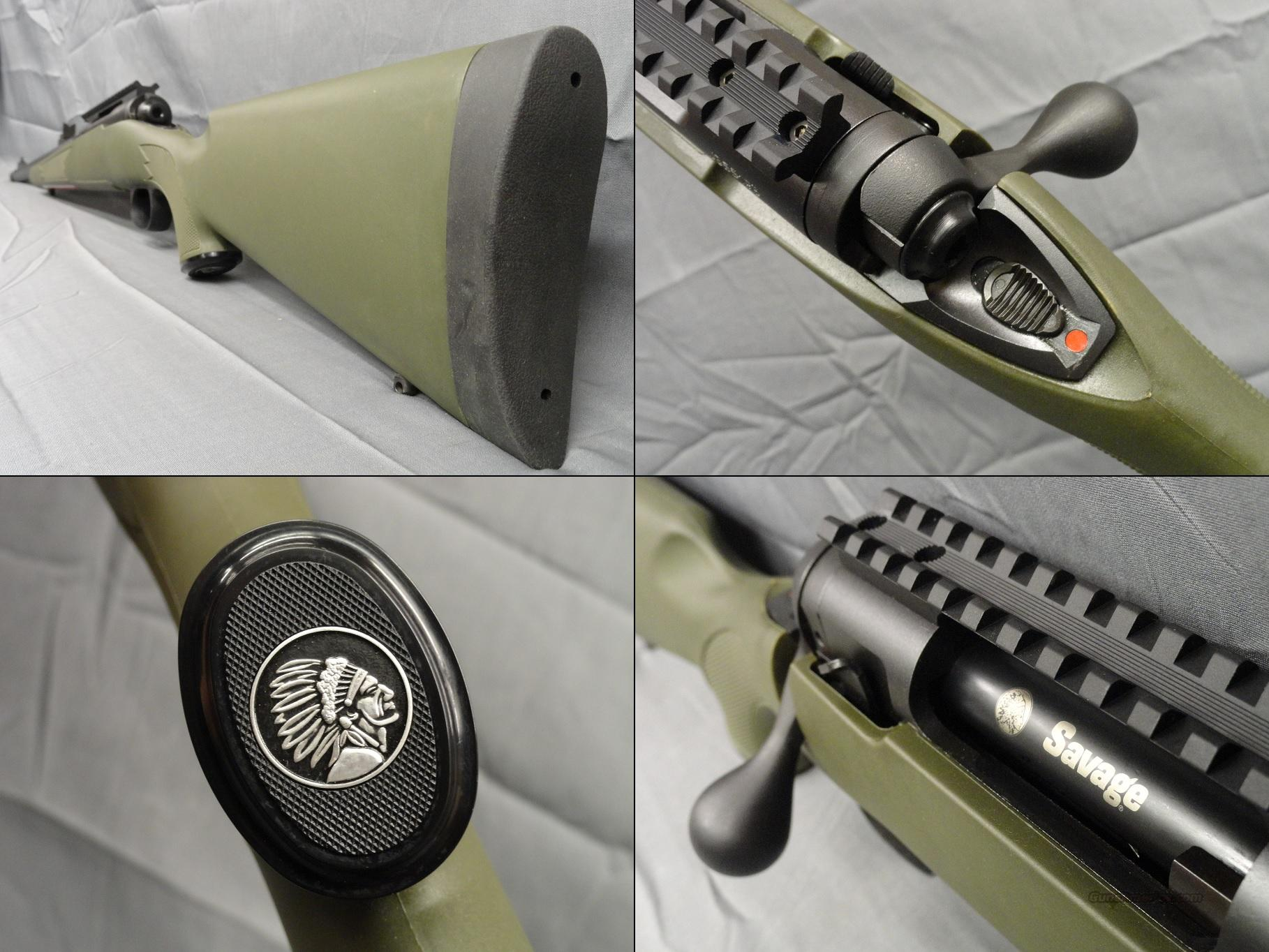 110 Bolt Action Savage Fcp