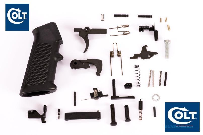 Bushmaster M16 Full Auto Lower Parts Kit Ar 15 223