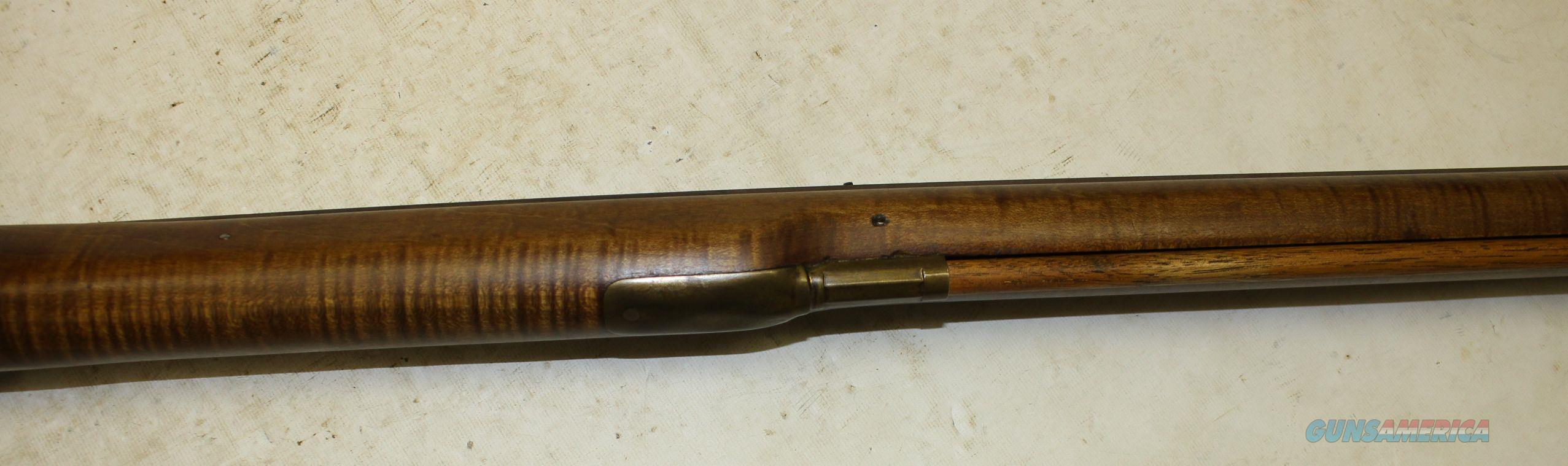 36 Caliber Black Powder Rifle