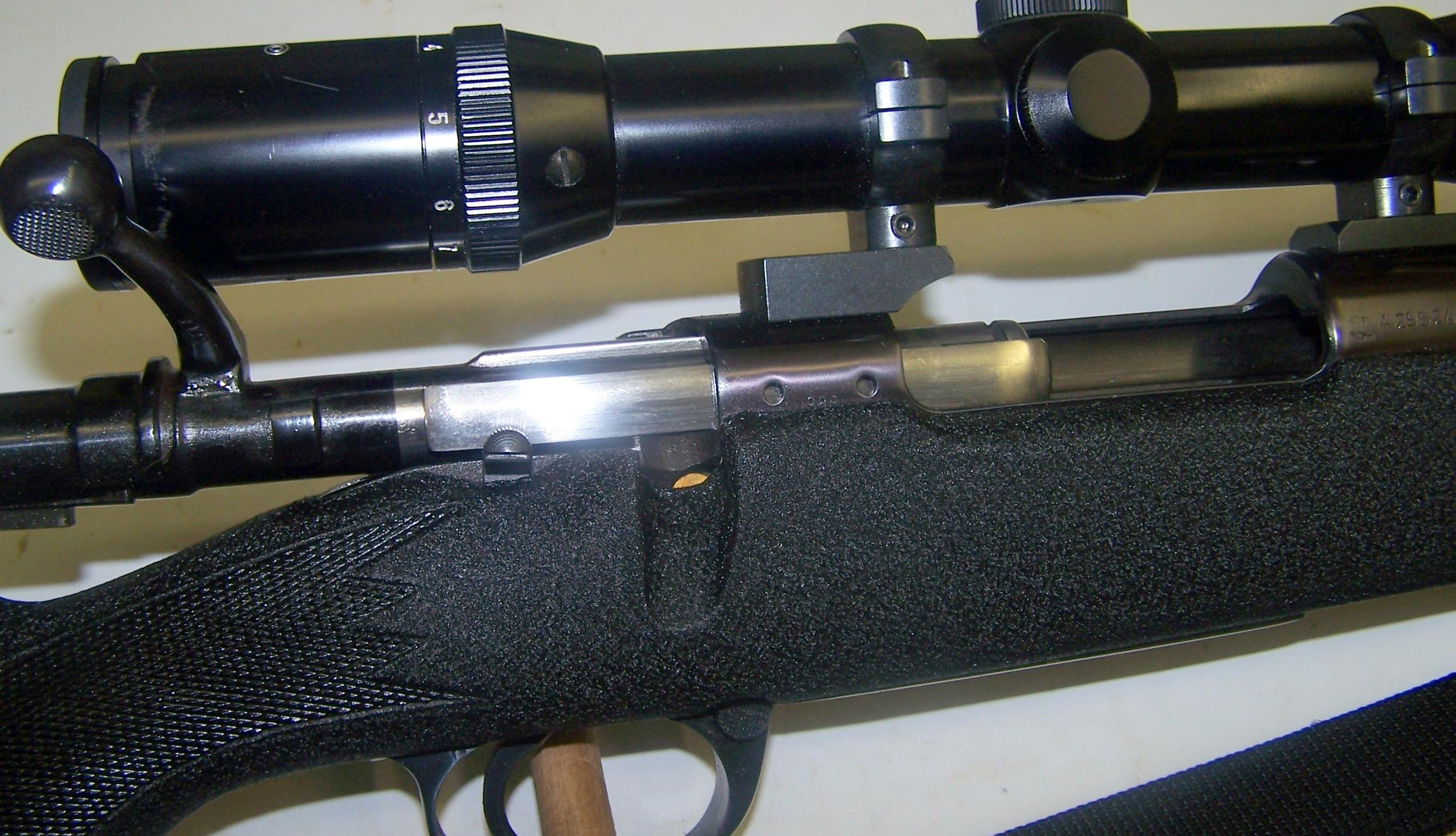 Black Composite 270 Interarms Mark X