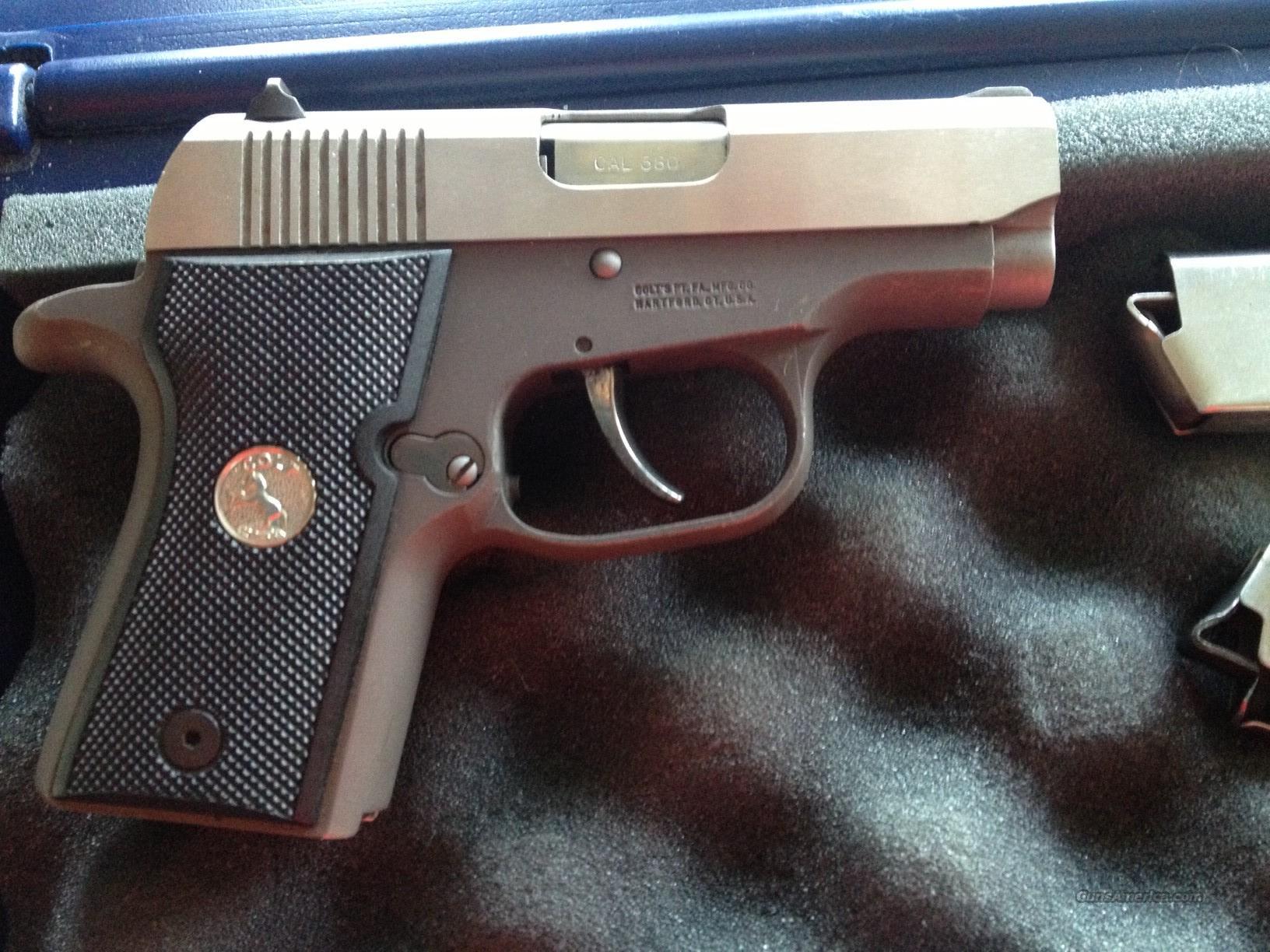 Cal Pony Colt 380 Pistol
