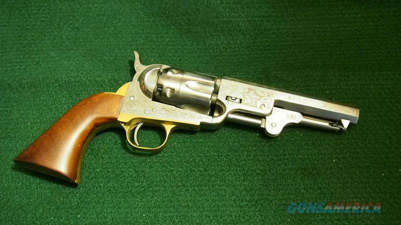 Pietta 1851 Navy Colt Steel Frame   Framebob org