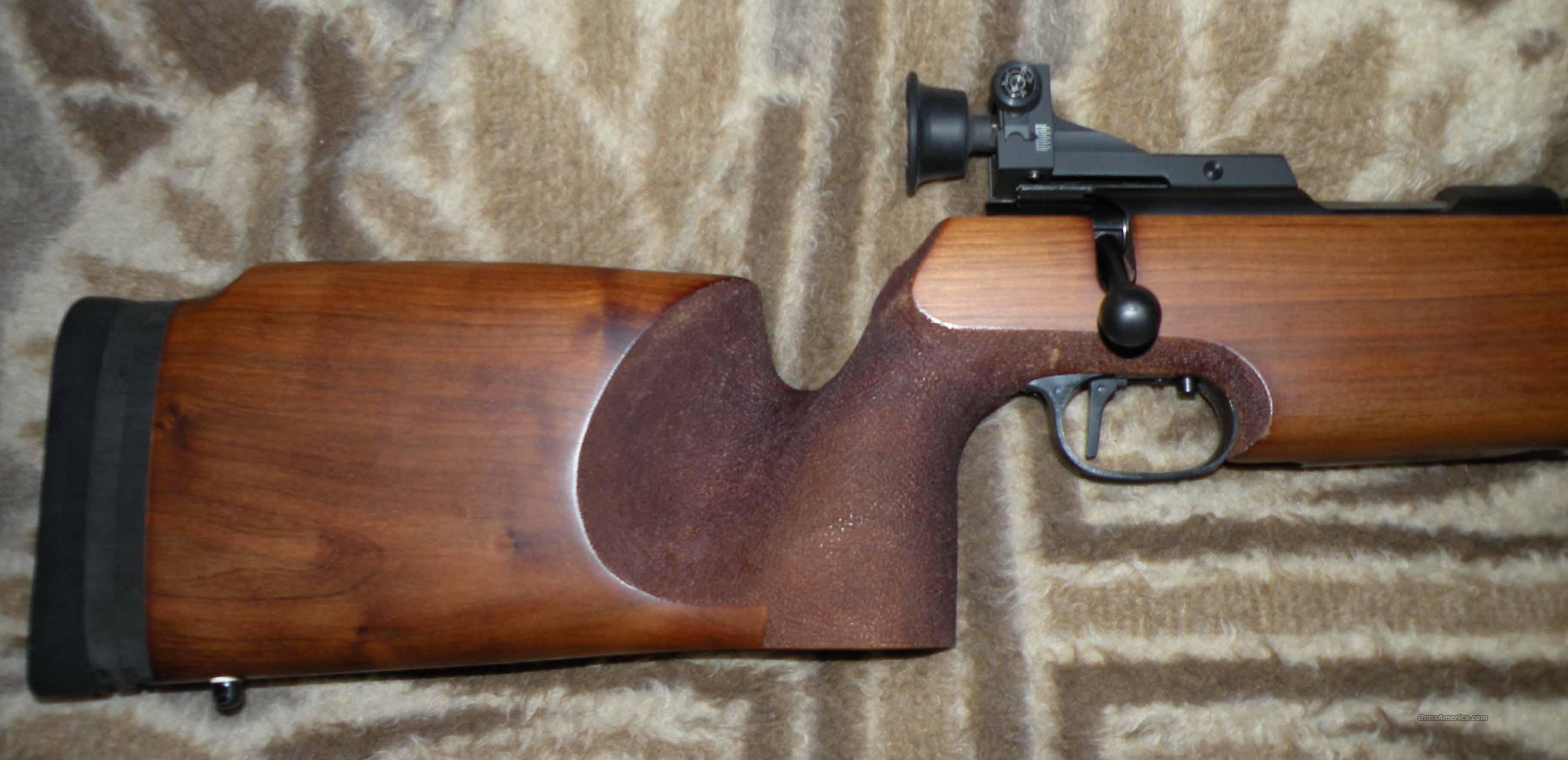 Walther Kk Uit 22 Lr Match Target Rifle Mint For Sale